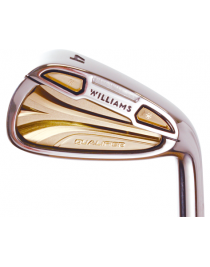Serie De Fers Williams Racing Golf Gold Series