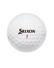 Balles Srixon Soft Feel Lady Pure White