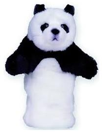 Couvre Bois Daphne Panda