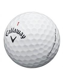 Balles Callaway Chrome Soft