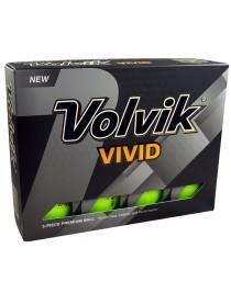 Balles Volvik Vivid Vertes