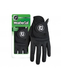 Gant FootJoy WeatherSof Black