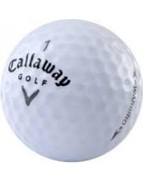 Balles Callaway Warbird Blanches