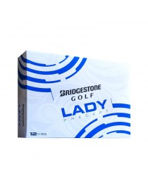 Balles Bridgestone Lady Precept Blanches
