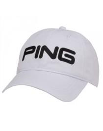 Casquette Ping Junior Cap Blanc