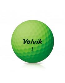 Balles Volvik Vivid XT Finition Mate Verte