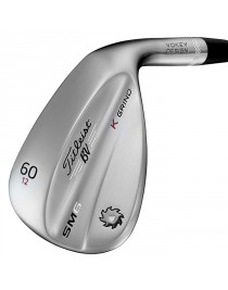Wedge Titleist SM6 Tour Chrome