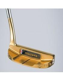 Putter Williams Racing Golf Gold Series FW15C N°2