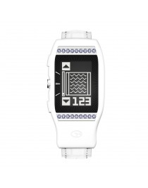 Montre GPS GolfBuddy LD2 Blanche Dame