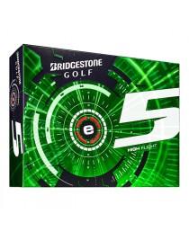 Balles Bridgestone E5