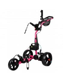 Chariot électrique Trolem T BAO Fuchsia