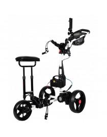 Chariot électrique Trolem T BAO graphite
