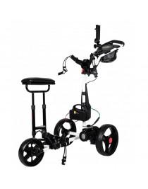 Chariot électrique Trolem T BAO 2RE Fuchsia